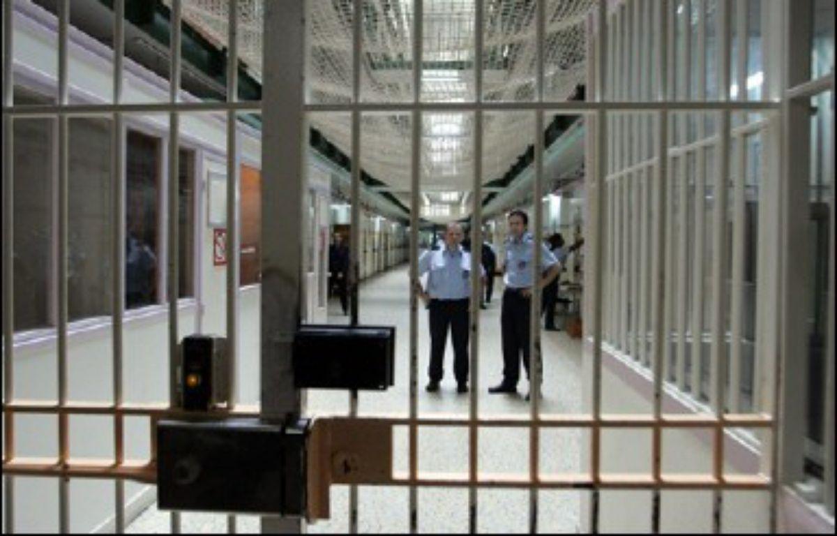 La durée de la détention provisoire en France, pour les personnes en attente d'être jugées est en hausse, selon le rapport 2005 de la Commission nationale de suivi de la détention provisoire. – Joël Robine AFP/Archives