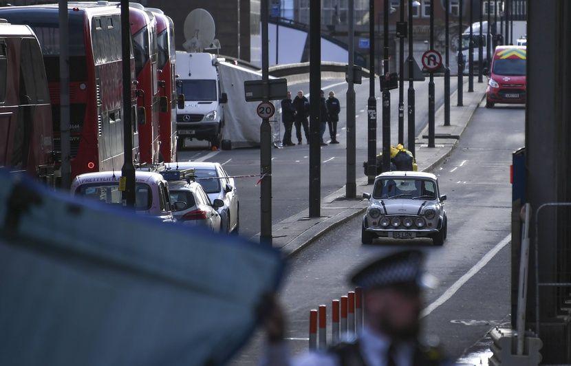 Attentat de Londres : Le système des libérations anticipées dans le viseur