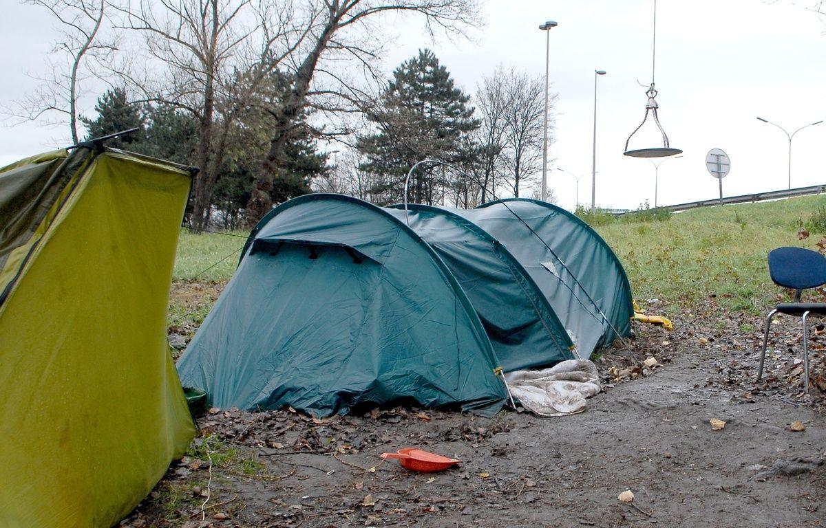 Alsace: Une cagnotte en ligne pour financer des tentes pour SDF – G . VARELA / 20 MINUTES