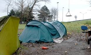Alsace: Une cagnotte en ligne pour financer des tentes pour SDF