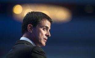 Le Premier ministre Manuel Valls. P.Chiasson/AP/Sipa