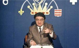 Jacques Capelovici en 1980.