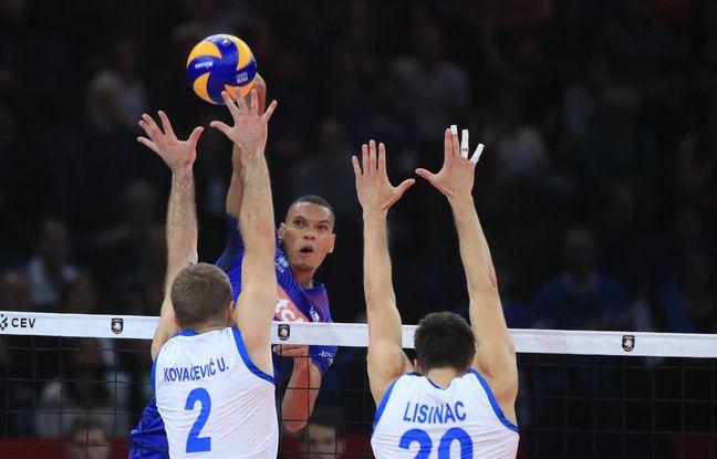 Volley: Gros coup dur pour les Bleus, Stephen Boyer renonce au tournoi de qualification olympique