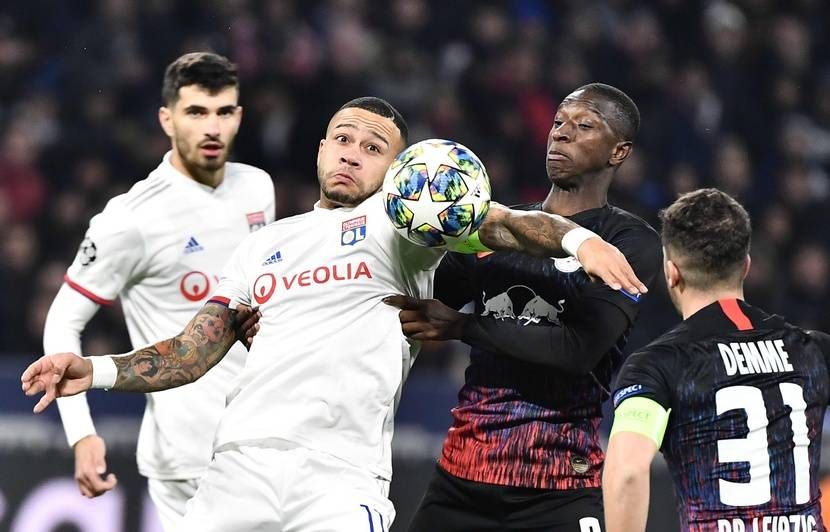 Ligue 1 : Rupture des ligaments croisés confirmés pour Depay et Reine-Adélaïde à l'OL