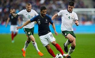Nabil Fekir s'est montré très intéressant en meneur de jeu, lundi contre l'Irlande (2-0), inscrivant au passage son deuxième but sous le maillot bleu.