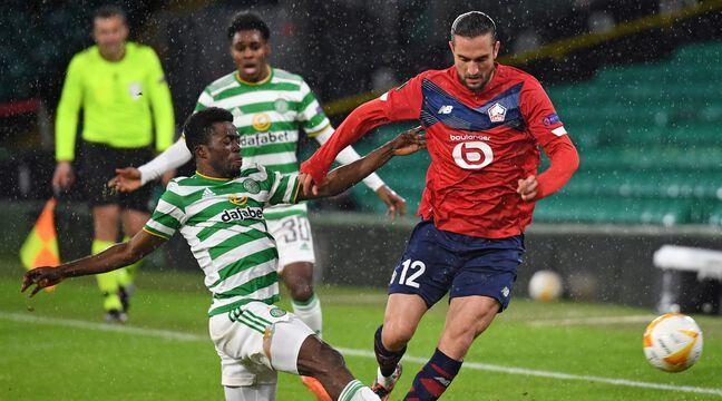 Celtic-Losc : Battu en Ecosse, Lille termine deuxième de son groupe de Ligue Europa