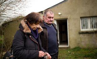 Les époux Lamisse, ici en 2016 dans leur propriété
