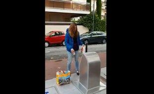 Alizé Cornet participe à la campagne «On est prêt», lancée par des Youtubeurs pour inciter les gens à mieux protéger l'environnement.