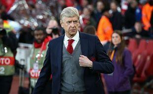 Arsène Wenger a rété chaleureusement accueilli