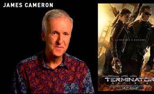 James Cameron recommande Terminator Genisys