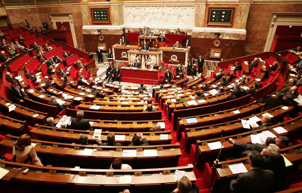 L'Assemblée nationale lors d'un précédent vote sur la fin de vie. – PASCAL PAVANI / AFP
