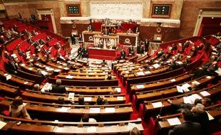 L'Assemblée nationale lors d'un précédent vote sur la fin de vie.