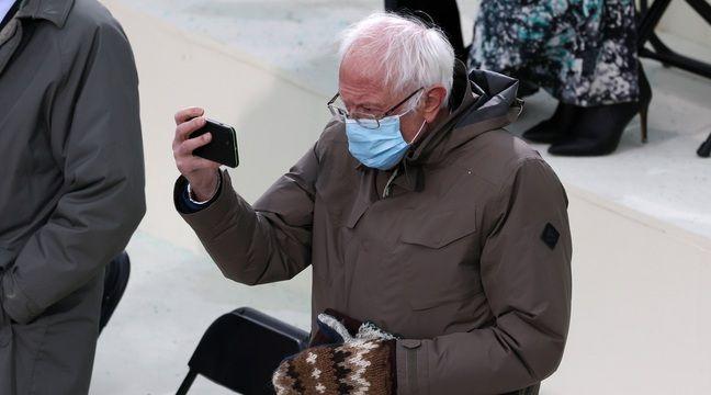 La créatrice des moufles de Bernie Sanders croule sous les commandes