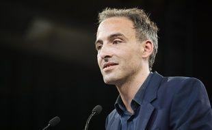Raphael Glucksmann, tête de liste Place Publique- PS pour les européennes.