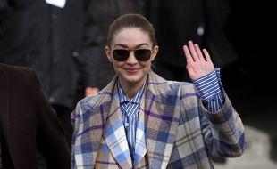 La mannequin Gigi Hadid
