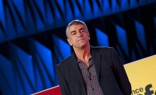Didier Varrod, directeur de la programmation musicale sur France Inter, en 2013.