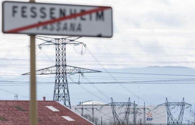 Deux réacteurs de la centrale nucléaire de Fessenheim seront fermés en 2020.
