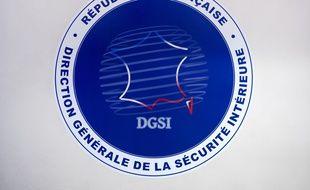 Un logo de la Direction générale de la sécurité intérieure (DGSI).