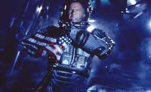 Bruce Willis dans Armageddon