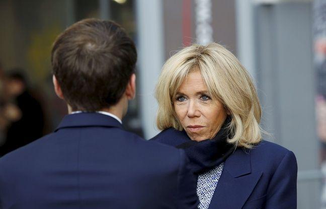 Marseille: Brigitte Macron en visite dans les quartiers Nord