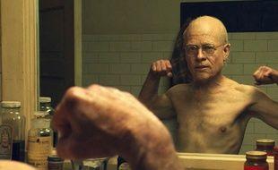 Brad Pitt, héros du film de David Fincher, L'Etrange Histoire de Benjamin Button, où il rajeunit au cours de sa vie.