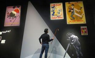 Dans l'usine à rêves, au coeur de l'exposition, prenez-vous pour Charlie Chaplin...