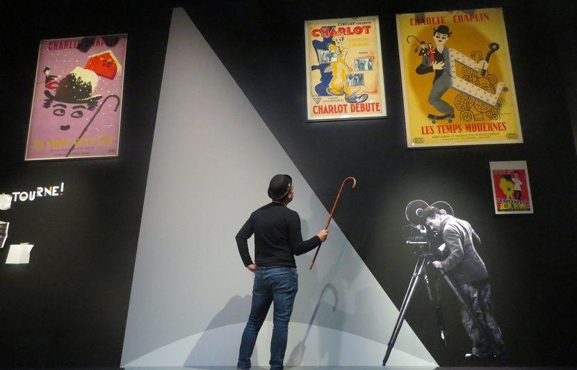 VIDEO. Nantes : « Il a été un phénomène culturel », comment Charlie Chaplin a inspiré les artistes de son temps