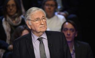Jacques Cheminade lors du débat à 11 sur BFM TV et Cnews