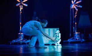 """""""Robot!"""", le nouveau spectacle de BlancaLi, à Paris du 23 décembre au 5 janvier 2014."""