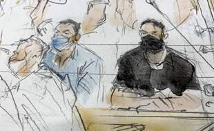 Salah Abdeslam, seul membre encore en vie des commandos ayant frappé la France le 13 novembre 2015, a de nouveau intempestivement pris la parole pour dédouaner trois de ses coaccusés, au début du deuxième jour du procès à Paris de ces attentats.