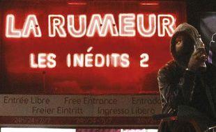 Extrait de la pochette des «Inédits 2» du groupe La Rumeur.