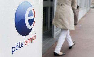 Une agence pôle emploi à Toulouse.