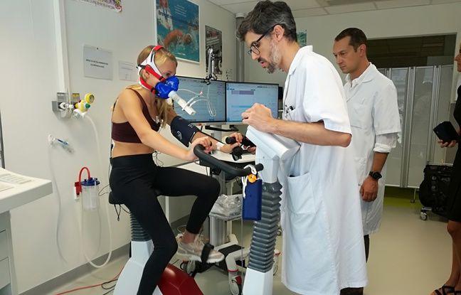 Toulouse: Opérée du coeur, Tya, 12 ans, sportive de haut niveau a pu reprendre la natation synchronisée