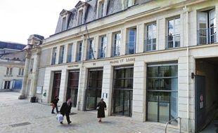 La préfecture du Maine-et-Loire, à Angers.