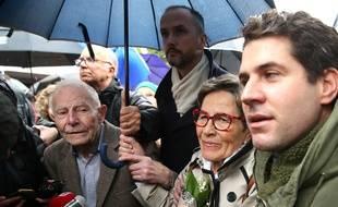 Manifestations pour Vincent Lambert