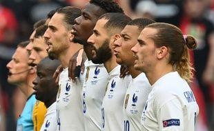 La France qualifiée