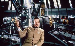 Michael Lonsdale dans «Moonraker» en 1979