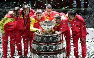 Les Espagnols ont remporté à domicile le 6e Saladier d'argent de leur histoire.