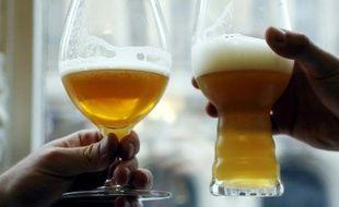 Les Français boivent en moyenne 30 litres de bière par an