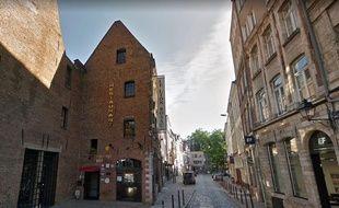 Le Lion Bossu, à Lille.