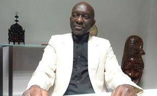 Mungo Shematsi, candidat FN aux municipales dans l'Isère.