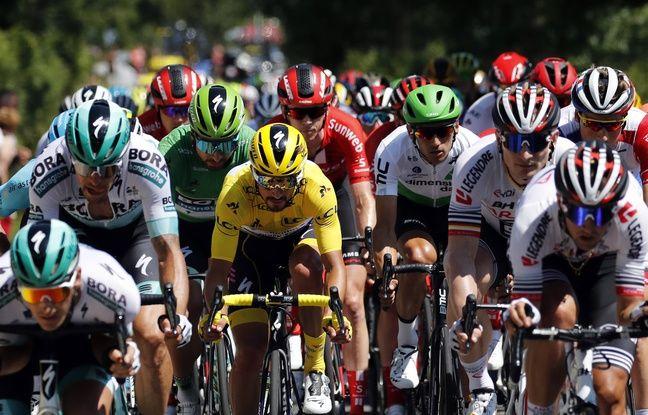 Tour de France 2019 EN DIRECT. Du plat mais pas de vent, elle est pour les sprinteurs... Suivez la 11e étape avec nous