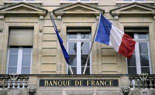 La Banque de France à Paris