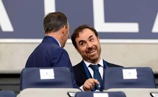 Hugo Varela s'occupe de toute la partie sportive du projet de Joe DaGrosa.