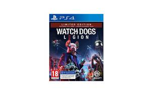 Le jeu Watch Dogs Legion sur PS4.