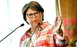 La maire PS de Lille, Martine Aubry.