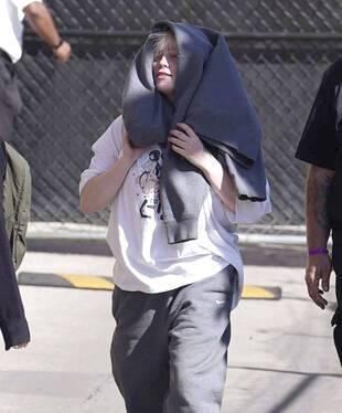 Billie Eilish, le 13 octobre, à Los Angeles.