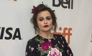 L'actrice Helena Bonham Carter