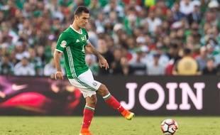 Rafael Marquez, le capitaine du Mexique, le 9 juin 2016.