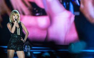 Taylor Swift sur scène à Austin